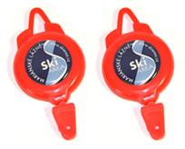 Large Plastic Badge Reel